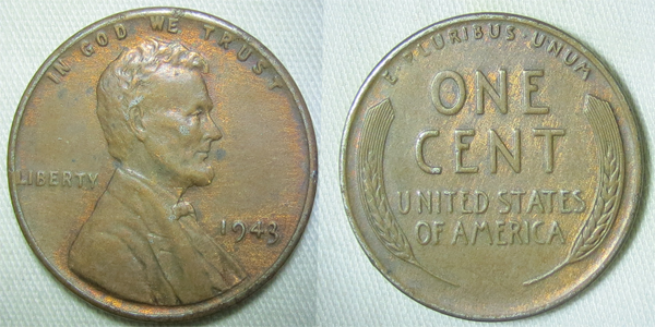 This Mistake Happened At All Three Us Mints So There Are 1943 1943 D And 1943 S Copper Cents In Existence They Are Highly Sought After By Collectors And